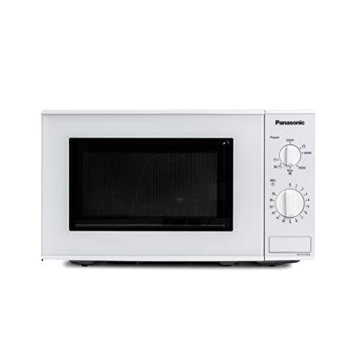 Panasonic NN-K101W - Microondas (800W, 20 litros), color blanco