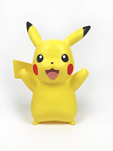 Pokémon Lámpara, Figura Iluminada, Amarillo