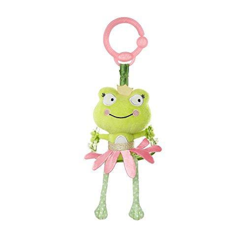 Swing & Chime Frog, Grenouille en peluche