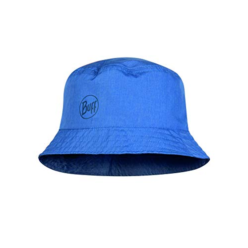 Buff Rinmann Bonnet Travel Bucket Mixte Adulte, Blue, FR Unique Fabricant : Taille One sizeque