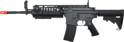 jg m4a1 s-system aeg electric airsoft gun - black(Airsoft Gun)