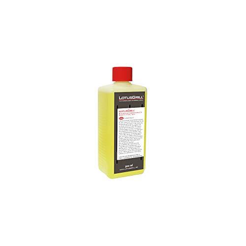 LotusGrill - Gel accendifuoco 500 ml, colore: Nero