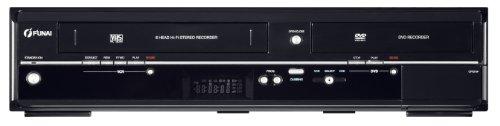 Funai WD6D-M101 - Reproductor y grabador de DVD y VHS (importado)