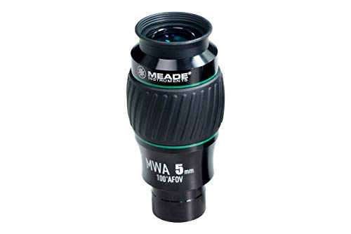 Meade Instruments 607015 Eyepiece, 100 Degree, MWA 5MM, 1.25-Inch...