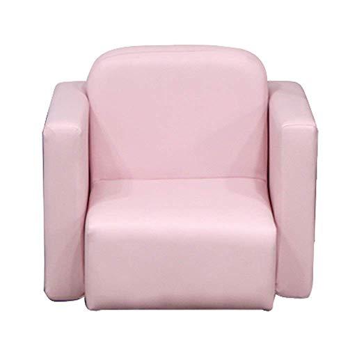 NBVCX Möbel Dekoration Stuhl für Kinder und Erwachsene Kindersofa Kleines Sofa Sitz Boy Girl Baby Sofa Stuhl (Farbe: Blau Größe: 48x33x38cm)