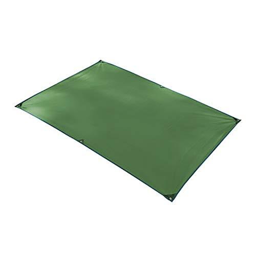 3-4 tienda de la gente de tierra de tela al aire libre camping cielo cortina cortina de la sombrilla Pergola dosel de tela Oxford Mat Adecuado for picnic en la playa que va de excursión ( Color : C1 )