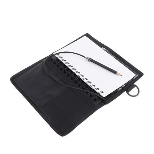 perfeclan Cuaderno de Buceo Impermeable Dive Dairy Carpeta de Cuaderno de Snorkel Subacuático
