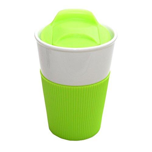 RheVeTec RheFLEX Kaffeebecher/Trinkhilfe für Senioren, 3 Farben