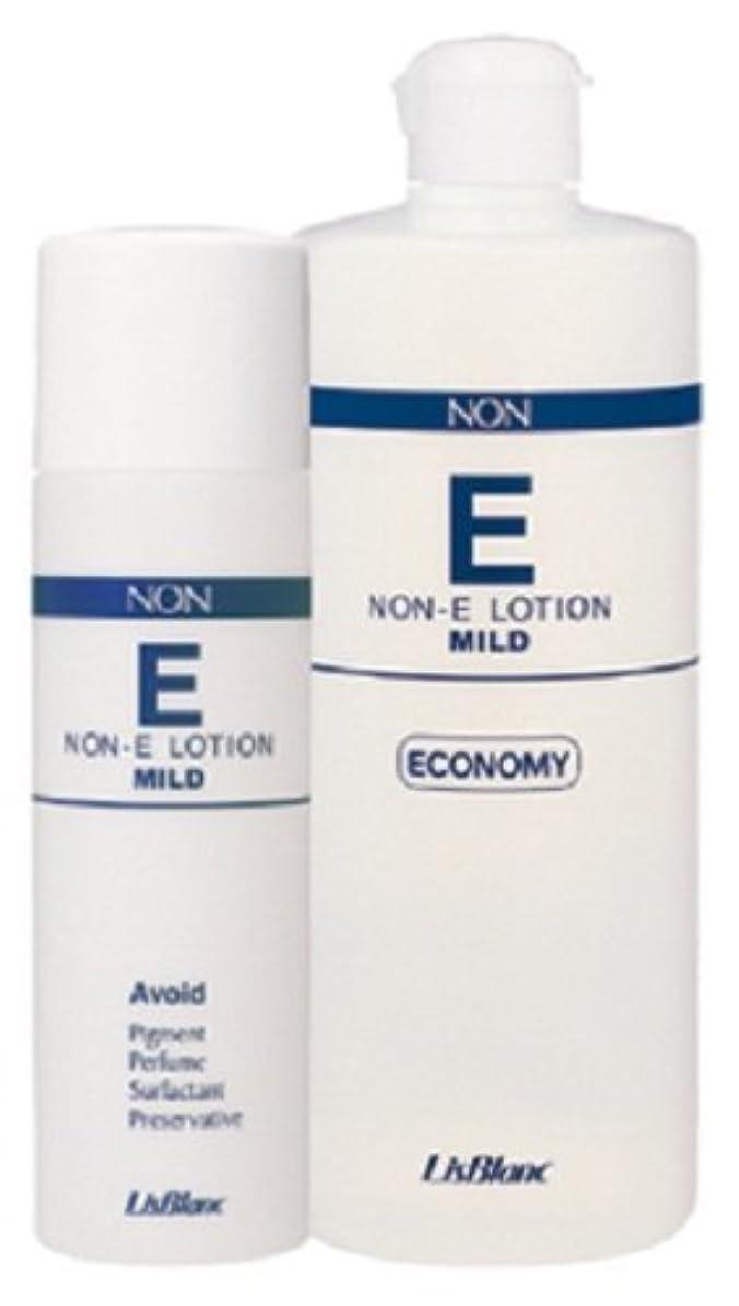 悲鳴ロケット扱うリスブラン ノンEローションマイルド徳用 500mL 低刺激性保湿化粧水