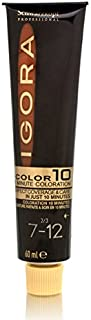 Schwarzkopf Professional Igora Color10 Hair Color 7-12 Mediuim Blonde Cendre Ash