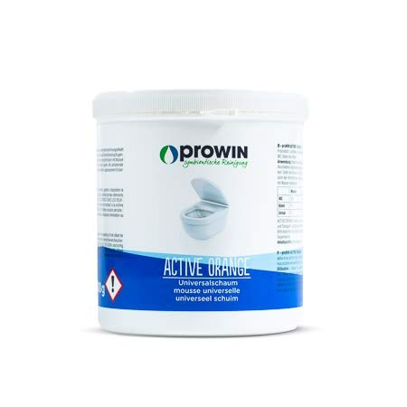 proWIN Active ORANGE Universalschaum 1 kg Dose