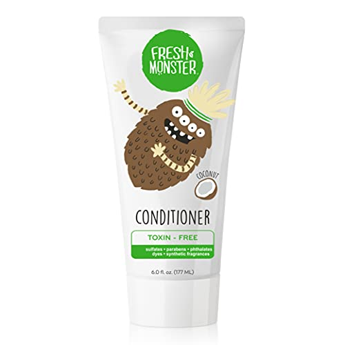 Toxin-free Kids Hair Conditioner