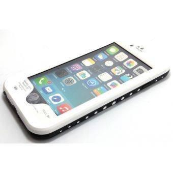 Funda acuática Sumergible para Nuevo iPhone 6 4.7' protección Agua, Nieve, Polvo y caídas Waterproof mismas Funciones Que lifeproof Color Blanco