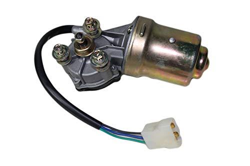Motor para sistema de lavado de parabrisas, motor de limpiaparabrisas.