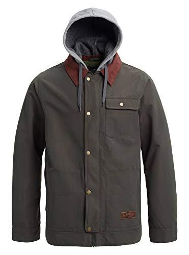 Burton Herren Snowboardjacke Dunmore Jacket, Forest Night, L, 13067103300