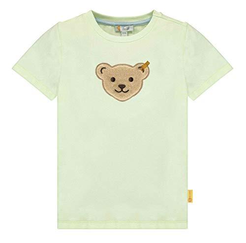 Steiff Jungen T-Shirt, Grün (Lime Cream 5017), 92 (Herstellergröße: 092)
