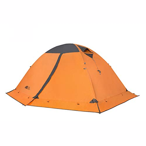 IMBM Outdoor Tent Rainstorm-proof Alpine Desert Snow Camping Equipment Snow Skirt Cold Mountain Plus(Size:Two people)