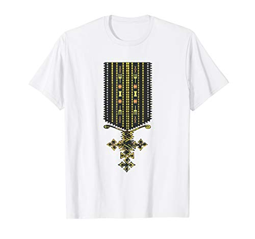 Ethiopian Traditional Style T-Shirt