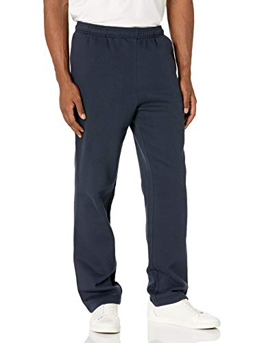 Amazon Essentials Men's Fleece Sweatpants, Navy, XX-Large
