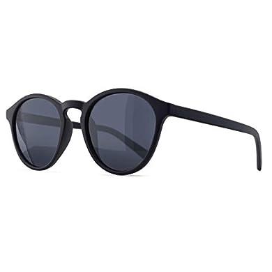 SUNGAIT Gafas de Sol Redondas Clásicas Unisex Gafas de Sol Polarizadas Estilo Retro Vintage Protección UV a buen precio