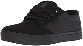 Etnies Unisex-Kid s Jameson 2 ECO Skate Shoe Black 13c Medium US Big Kid