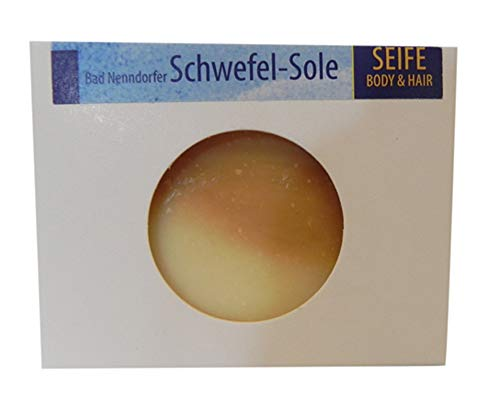 Bad Nenndorfer Schwefel-Sole Seife Body & Hair