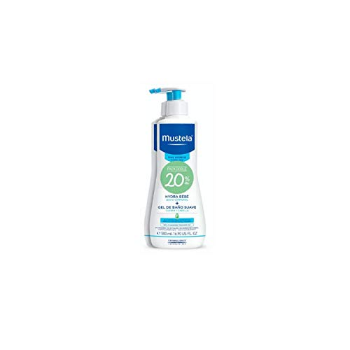 MUSTELA HYDRA BEBE 500 ML + GEL BAÑO 500 ML