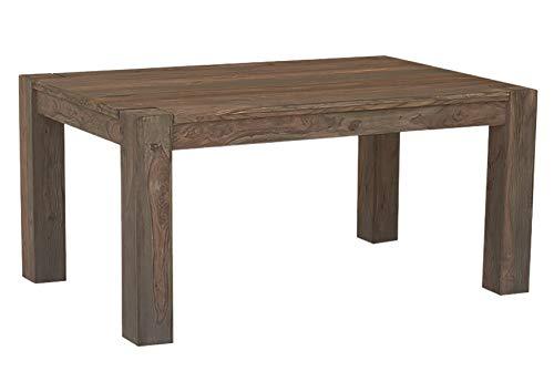 MASSIVMOEBEL24.DE Palisander Massivholz Esstisch 200x100 Sheesham Holz Möbel Nature Grey Big #406
