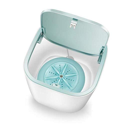 LAVALINK 1pc Ultraschall- 3.8l Tragbare Waschmaschine Automatische Elektrische Roller Mini-Waschmaschine Reinigen Wasch Werkzeug