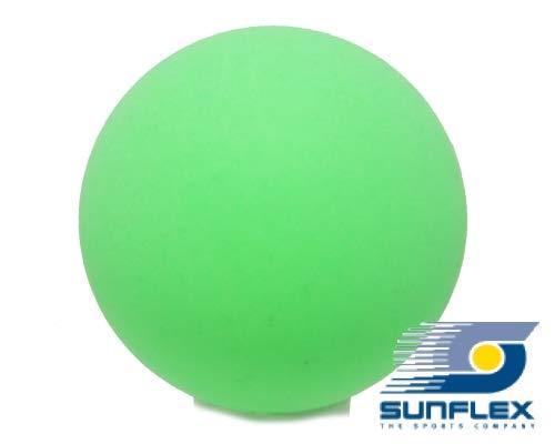 Sunflex 5 x Tischtennisball Grün, Bier-Bong Ball, Bastel Ball Tischtennis