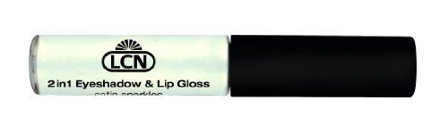 LCN'Homecoming'-2in1 Eyeshadow & Lip Gloss'satin spakles' 1,5g - mit schimmernden und funkelnden...