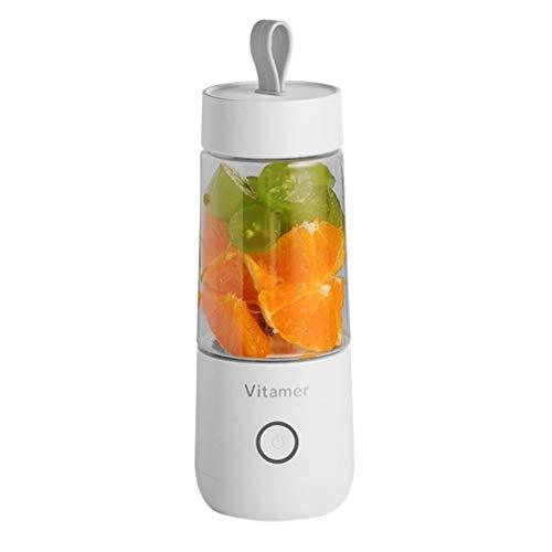 Juice Cup Vitamer?Exprimidor portátil para cargar, zumo eléctrico, taza de jugo profesional