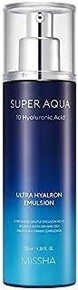 Missha Super Aqua Ultra Hyalron Emulsion, 130ml