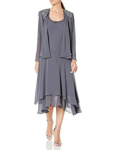 S.L. Fashions Women's Embellished C…