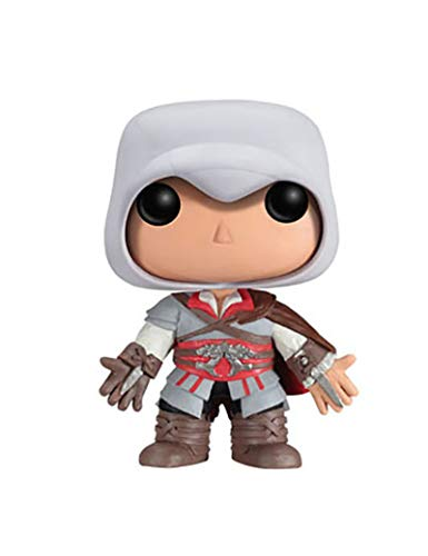 WangMaZi Funko Pop AssassinS Creed Ezio Figura Modelo Decoracion Muneca Personaje