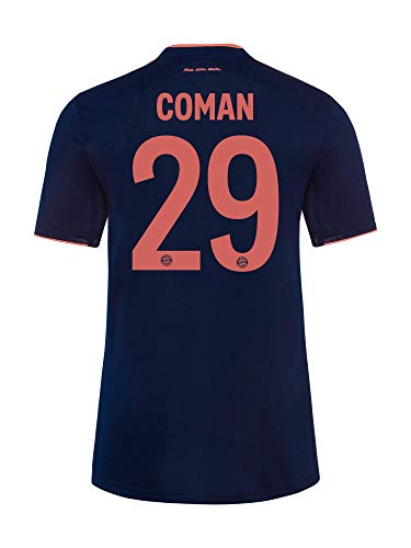 FC Bayern München Trikot Champions League 2019/20, Coman, Größe M