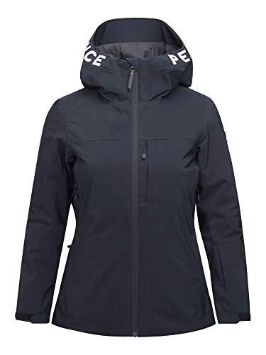 Peak Performance W Rider Ski Jacket Schwarz, Damen Regenjacke, Größe S - Farbe Black