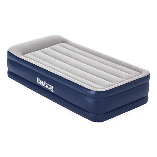 Bestway Vento Single Bed Air Bed Self-Inflating with Integrated Electric Pump 191x97x46 cm