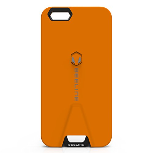 Beeline Drone Outdoor Activity Protective Case for iPhone 6+ Tangerine