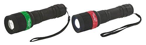 Highlander tor166 Lampe torche LED 1 W Gleam Focus [Pack taille : 2] (marque certifié)