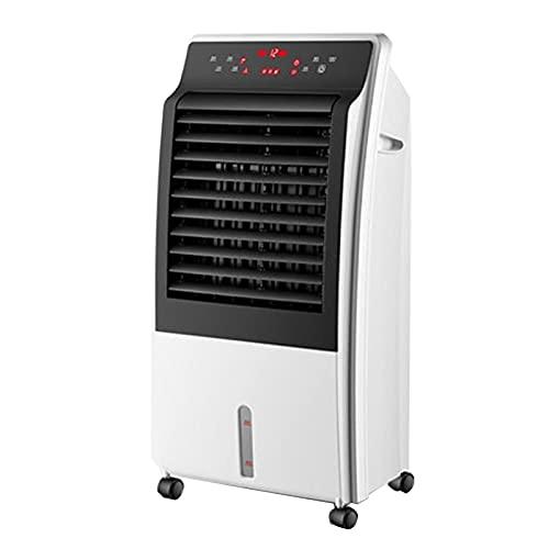Condizionatore Portatile Ventilatore A Doppio Scopo, Raffreddamento Aria, Raffreddamento E Riscaldamento, Ventilatore Di Raffreddamento Aria Condizionata Climatizzato Con Acqua Verticale Per Dormitori