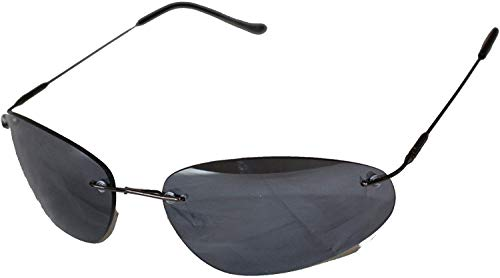 Matrix Style Neo Sonnenbrille Emeco Brille 9001BK