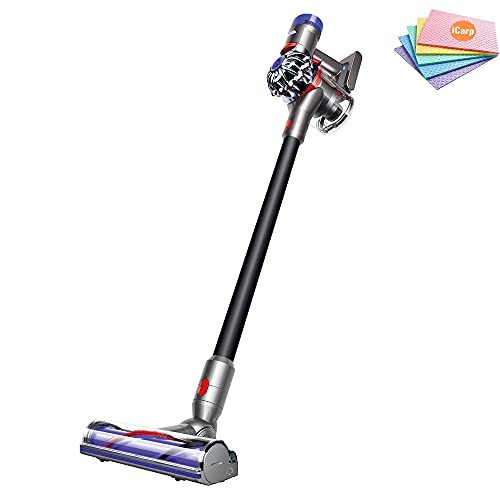 (RENEWED!) Dyson V8 Motorhead Cordless Stick Vacuum Cleaner: Lightweight...
