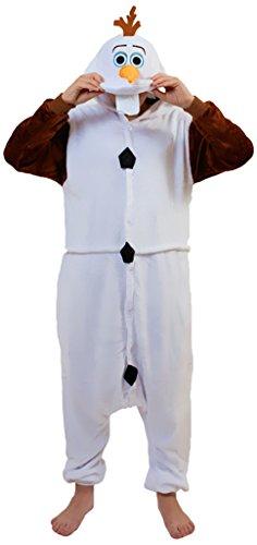 Everglamour eendelig Olaf full-body pak