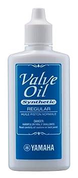 Yamaha Regular Synthetic Valve Oil 60ml