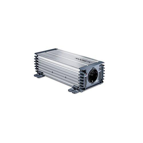 DOMETIC PerfectPower PP 602, Sinus-Wechselrichter, Auto Spannungswandler 12 V auf 230 V, Überspannungsschutz, 550 W, mobile Steckdose