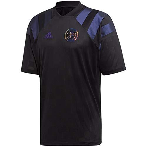 adidas Sport Paul Pogba FM4889 814463 - Camiseta de Manga Corta para Hombre, Color Negro, Negro, Medium