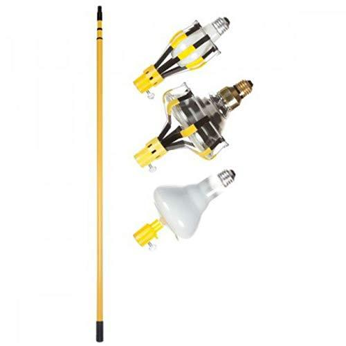 BAYCO LBC-600SDL Bulb Changer, 1, Yellow,4