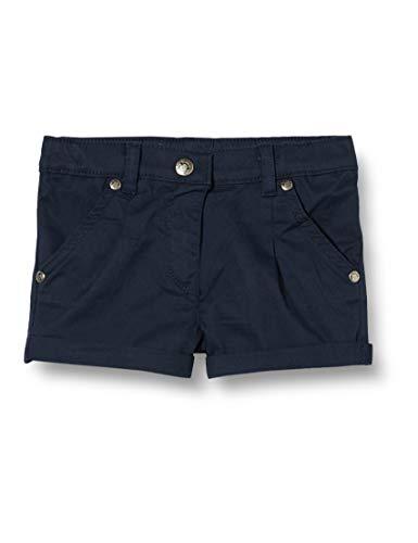Bellybutton mother nature & me Baby-Mädchen Shorts, Blau (Navy Blazer|Blue 3105), (Herstellergröße: 86)