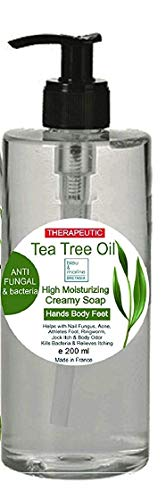 Gel desinfectante antibacteriano TEA TREE - ÁRBOL DE TÉ Ja